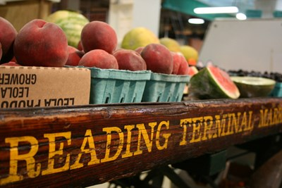 Reading Terminal Market is one of the best restaurants in Philadelphia.