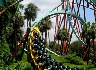 The World Famous Attractions of Orlando