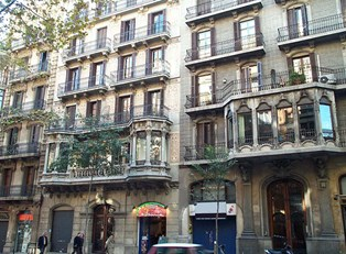Top 5 Barcelona City Center Hotels