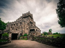 Gillette Castle is one of the more interesting attractions in Connecticut.