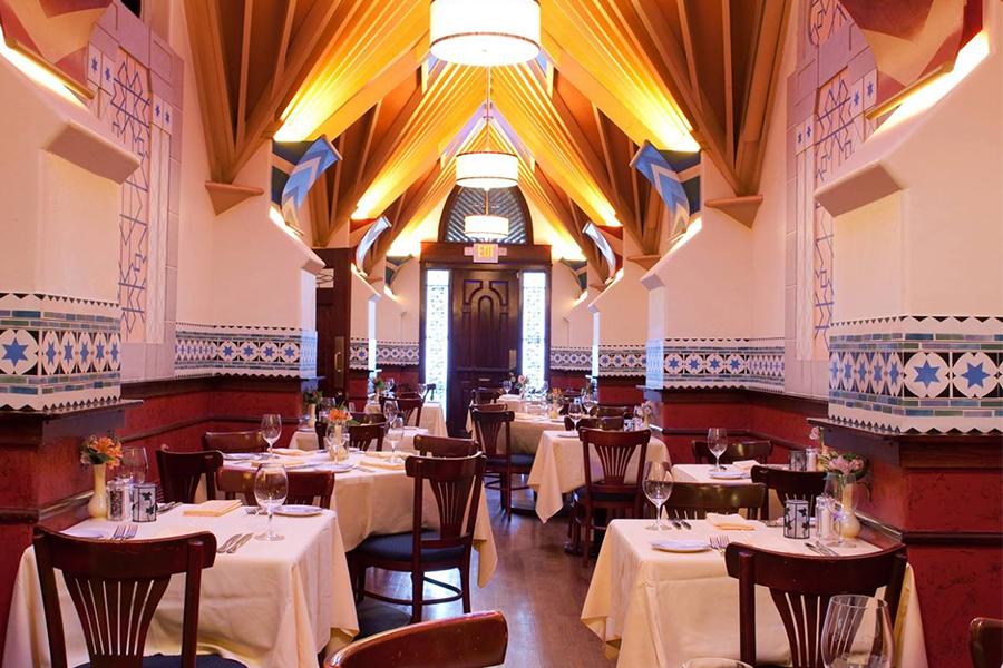 14 Most Romantic Restaurants In The U S