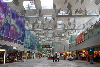 Singapore's Changi International Airport is one of the best in the world.
