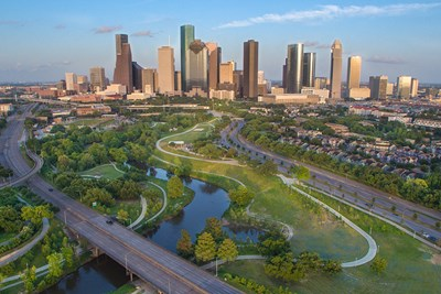 Texas is seeing a huge influx of new residents to the detriment of surrounding states.