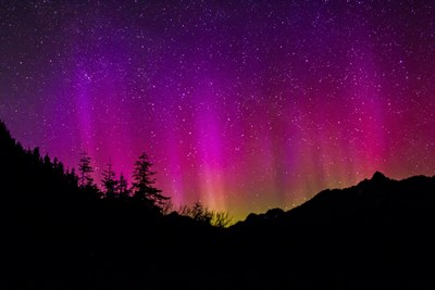 10 Places To Catch a Glimpse of the Auroras