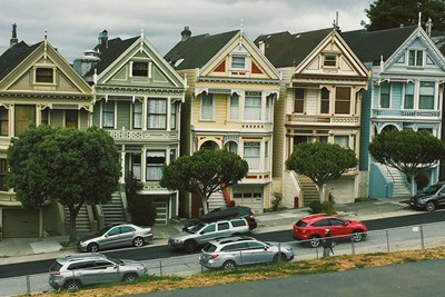 The house from Full House