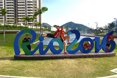 10 Photos From Inside Rio's Olympic Village