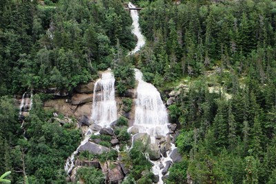 Alaska's Best Waterfalls