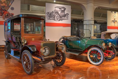 The Ford Museum