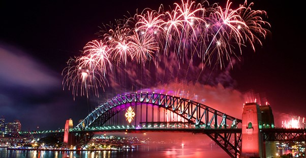 The 15 Best New Year's Eve Celebrations from Around the World