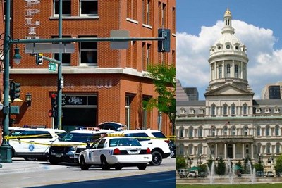 15 Cities with the Highest Murder Rates