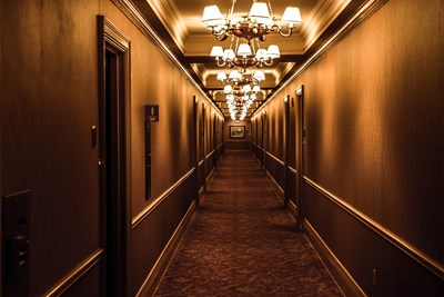 20 Haunted Hotels Still In Use