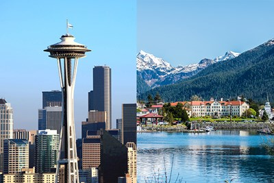 seattle and alaska