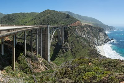 the pacific coast highway is one of the most beautiful stretches of road in the country
