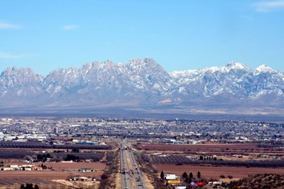 Las Cruces, New Mexico has some of the best weather in the country.