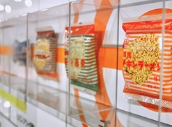 A museum devoted to instant ramen noodles is located in Osaka, Japan.