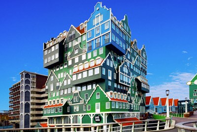 The Most Surreal Buildings Around the World