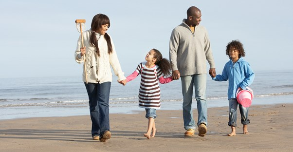 Planning a family vacation does not have to be a stressful endeavor.