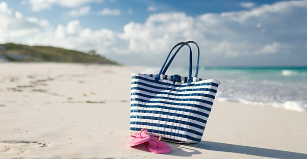 The Ultimate Beach Bag Essentials