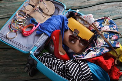 15 Things to Leave at Home While on Vacation